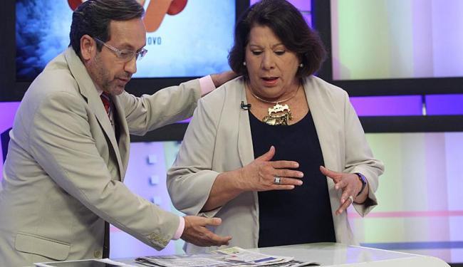 Eliana Calmon foi entrevistada por Casemiro Neto no