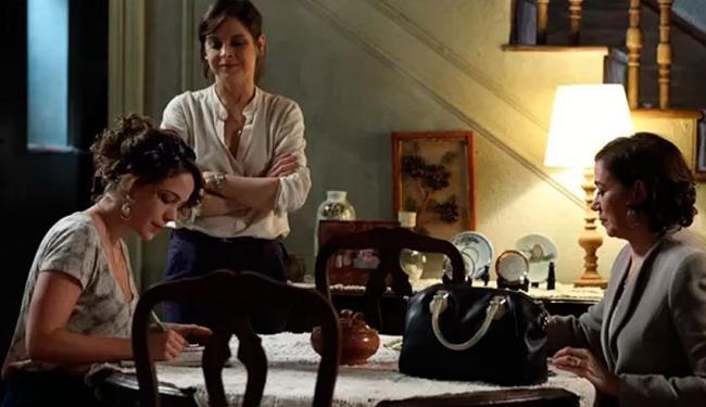 Cristina aceita proposta de Maria Marta - Foto: Camila Camacho | TV Globo