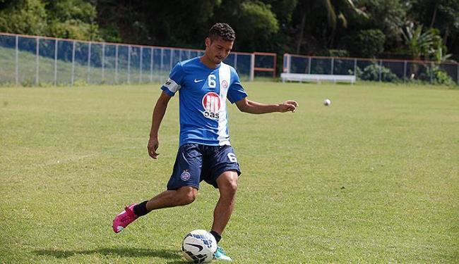 Gilson Klein: 'O Diego (foto) já fez essa postura no Corinthians, jogando na segunda linha' - Foto: Edilson Lima | Ag. A TARDE