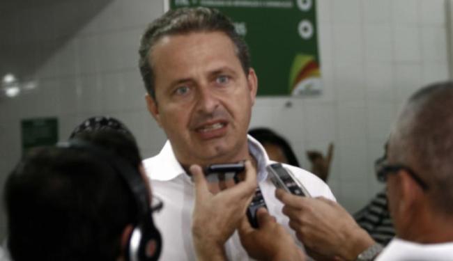 Eduardo Campos visitou o Hospital da Mulher no dia 20 de maio - Foto: Luiz Tito | Ag. A TARDE