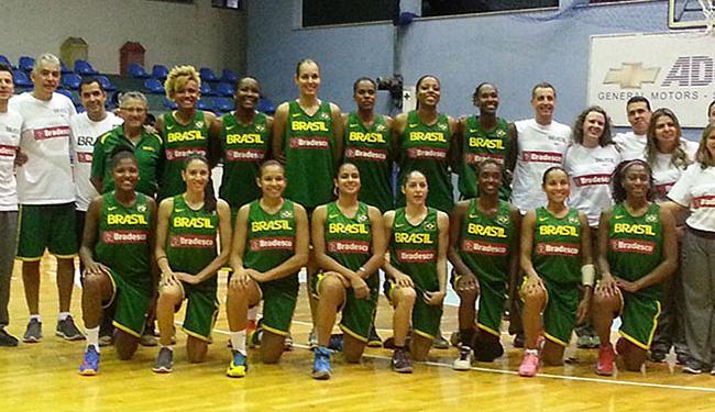 O Brasil vai em busca do 25º título Sul-Americano e o 15º consecutivo invicto - Foto: Divulgação l CBB
