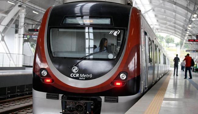 Estação Retiro opera gratuitamente entre 9h e 16h - Foto: Edilson Lima   Ag. A TARDE