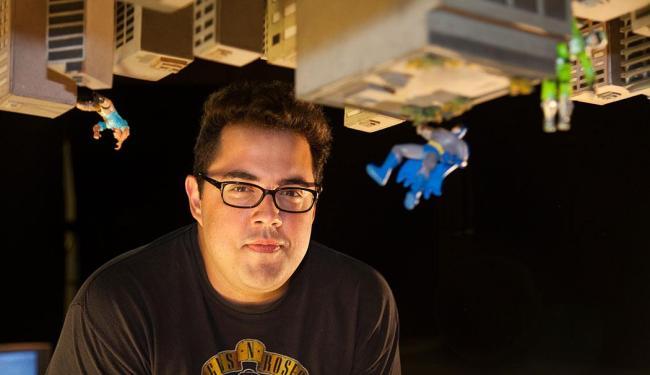 Fernando Ceylão atua e assina direção e roteiro do programa - Foto: Débora 70 | Canal Brasil
