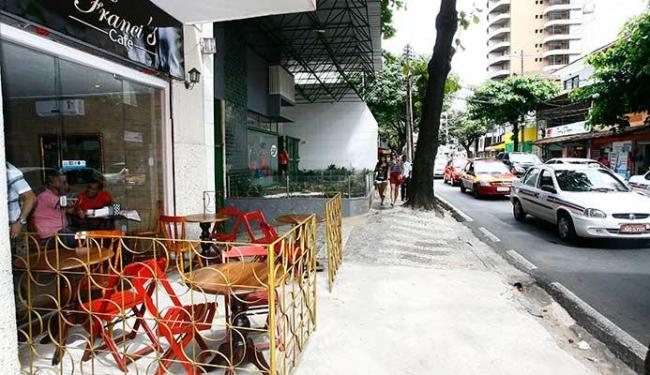 Aluguel de imóvel onde funciona o Francis Café custa R$ 1.800 - Foto: Luciano da Matta | Ag. A TARDE