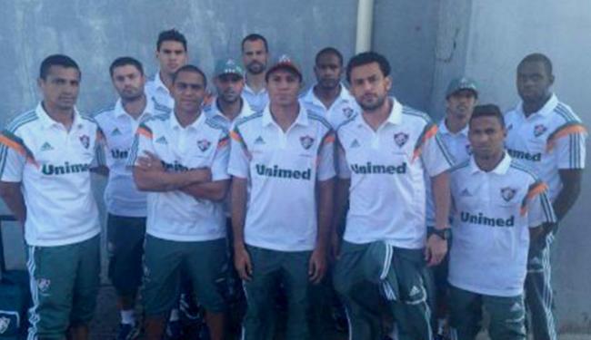 Cartola do Tricolor disse que a reação de Fred nas redes sociais foi exagerada - Foto: Reprodução l Twitter