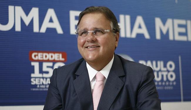 Geddel diz que pode usar experiência para dar celeridade em projetos que tramitam no Senado - Foto: Raul Spinassé | Ag. A TARDE