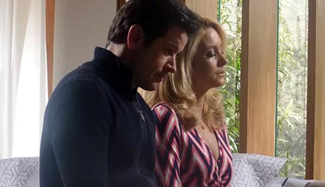 Jonas pede a separação para Pamela - Foto: Reprodução   TV Globo
