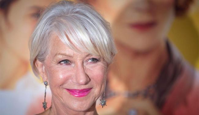 Helen recebeu o Oscar de Melhor Atriz em 2007 pelo filme