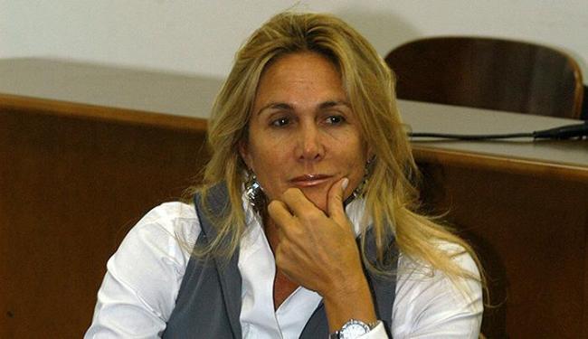Hortência Marcari, ex-atleta e ícone do basquete feminino do Brasil - Foto: Israel Antunes l Folhapress
