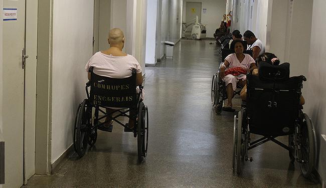Hospital das Clínicas recebeu R$ 500 mil do montante - Foto: Lúcio Távora l Ag. A TARDE