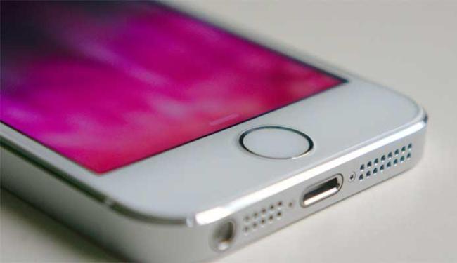 O último iPhone lançado foi o 5S (foto) e o 5C - Foto: Divulgação