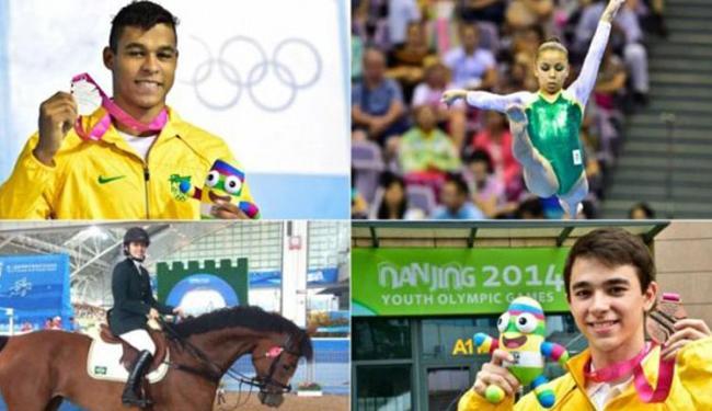 Hipismo, natação, ginástica e tênis de mesa alcançam o pódio nos Jogos Olímpicos da Juventude - Foto: Wander Roberto l Inovafoto l COB