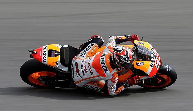 Piloto espanhol garantiu o primeiro lugar no grid com o tempo de 1min55s585 - Foto: David W Cerny l Reuters