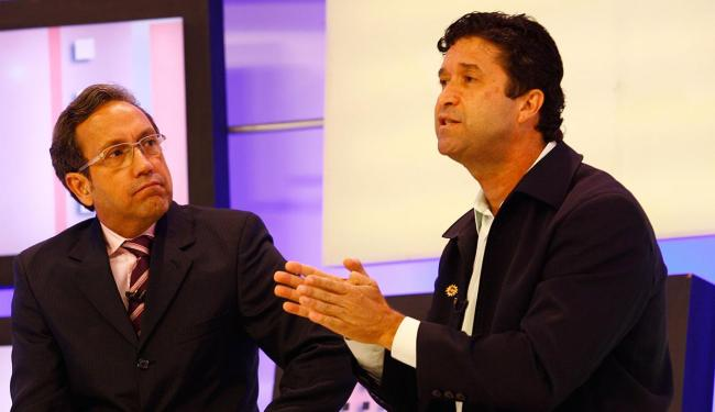 Candidato do PSOL desacredita pesquisa Ibope - Foto: Joá Souza | Ag. A TARDE