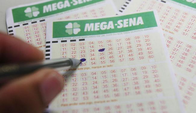 Mega-Sena acumulou o prêmio no valor de R$ 38 milhões, a ser sorteado neste sábado, 30 - Foto: Arestides Baptista | Arquivo | Ag. A TARDE