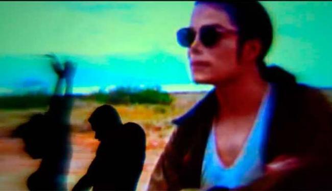 Michael Jackson aparece no videoclipe - Foto: Reprodução
