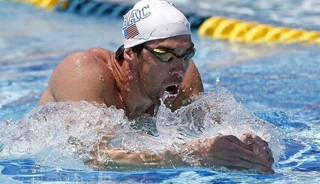 O recordista de medalhas da história dos Jogos Olímpicos marcou 51s17 - Foto: Rob Schumacher l Reuters