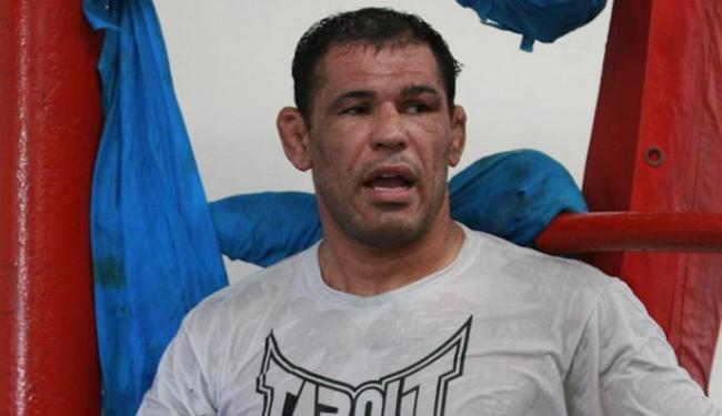 Com uma carreira vitoriosa no MMA, Minotauro acumula 34 vitórias e nove derrotas no esporte - Foto: Erik Salles | Ag. A TARDE
