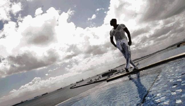 O coreógrafo baiano Zebrinha - Foto: Fernando Vivas | Ag. A TARDE