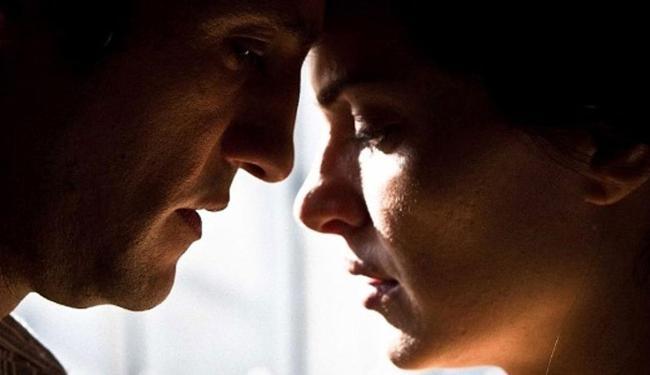 Fernando Alves Pinto e Mayana Neiva, em cena do filme brasileiro