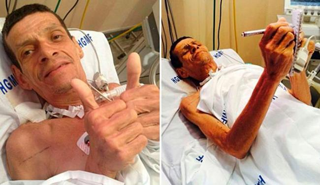 Família acredita que Walter Lúcio sobreviveu por um milagre de Irmã Dulce e de Deus - Foto: Acervo Pessoal