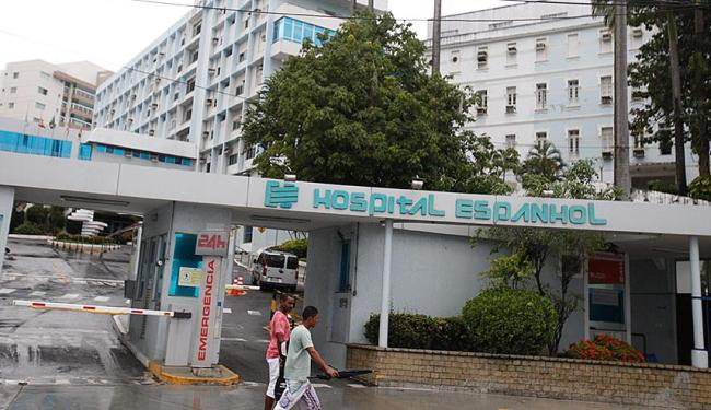 Os mais de 300 médicos do hospital aderiram à paralisação - Foto: Edilson Lima   Ag. A TARDE