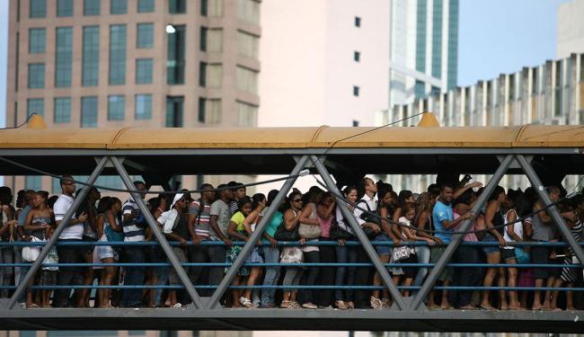 Salvador aparece como o terceiro maior município do país com 2.902.927 - Foto: Raul Spinassé | Ag. A TARDE | 20.12.11