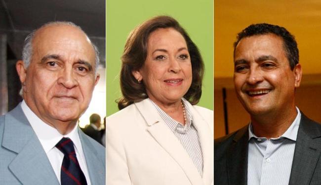 Candidatos tentam conquistar votos durante propaganda eleitoral - Foto: Lúcio Távora | Ag. A TARDE Manuela Cavadas/Divulgação Margarida Neide/Ag. A TARDE