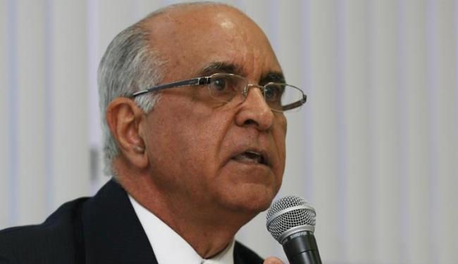 Souto disse que pretende usar o horário eleitoral para questionar problemas da Bahia - Foto: Joá Souza | Ag. A TARDE