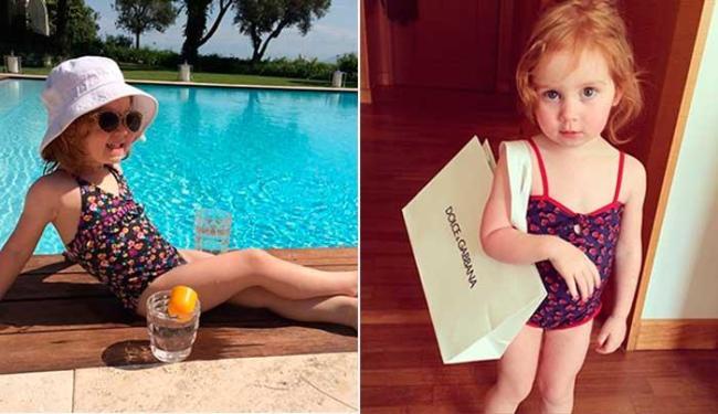 Filha de uma socialite, Pixie Rose mostra uma vida de luxo e glamour na rede social - Foto: Instagram | Reprodução
