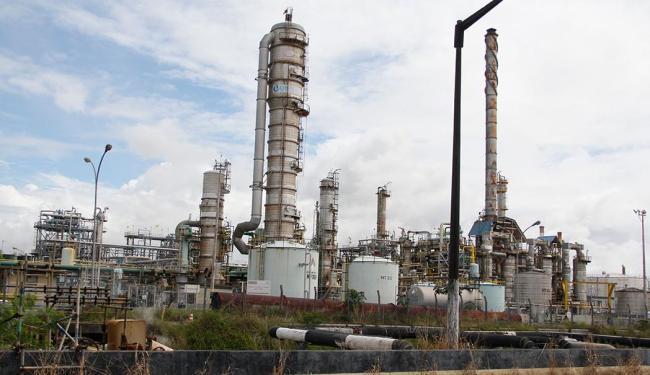 Polo Industrial de Camaçari: para a Abiquim e governo baiano produção no complexo não corre risco - Foto: Carlos Casaes | Ag. A TARDE | 6.7.2012
