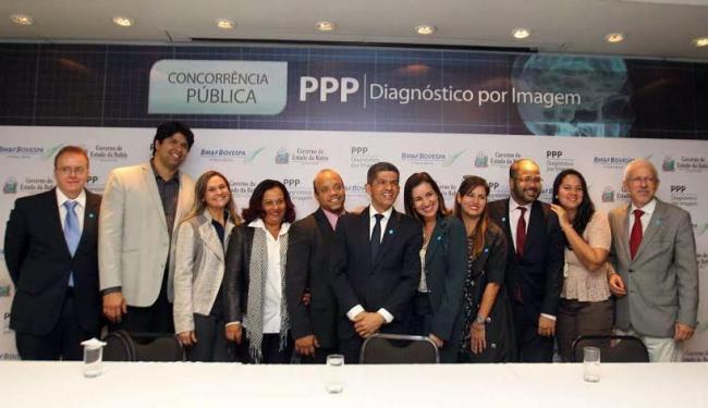 Consórcio foi assinado nesta sexta-feira, 8 - Foto: Carol Bpouzas | GOVBA