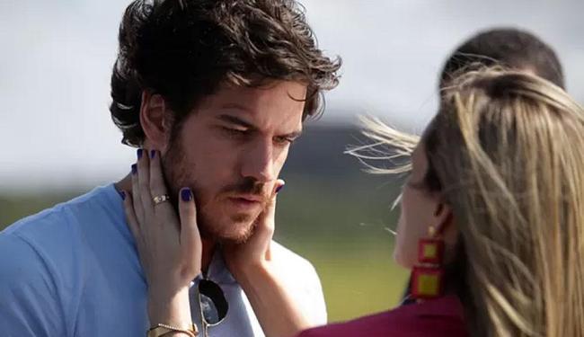 Rafael fica nervoso em voo e diz que não consegue mais voar - Foto: Pedro Curi | TV Globo