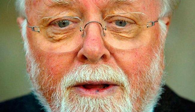 Richard Attenborough era uma figura querida e admirada do cinema britânico - Foto: Agência Reuters