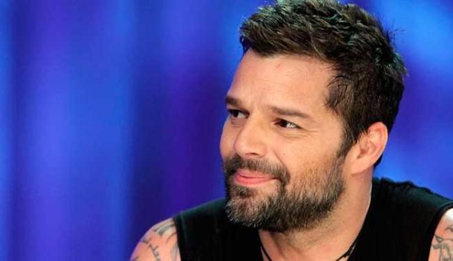 Ricky Martin foi considerado o homem mais sexy de 2014 - Foto: Divulgação