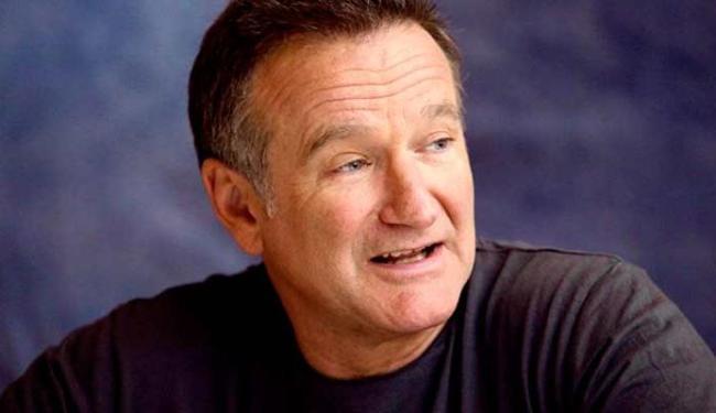 Robin Williams estava no início da doença - Foto: Divulgação