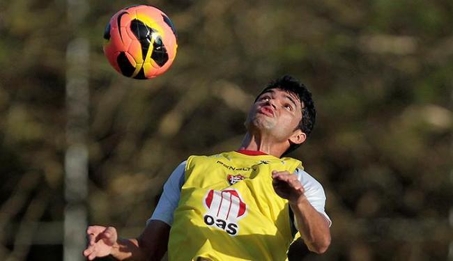 Rômulo vai jogar a Série C pelo Paysandu - Foto: Eduardo Martins | Ag. A TARDE