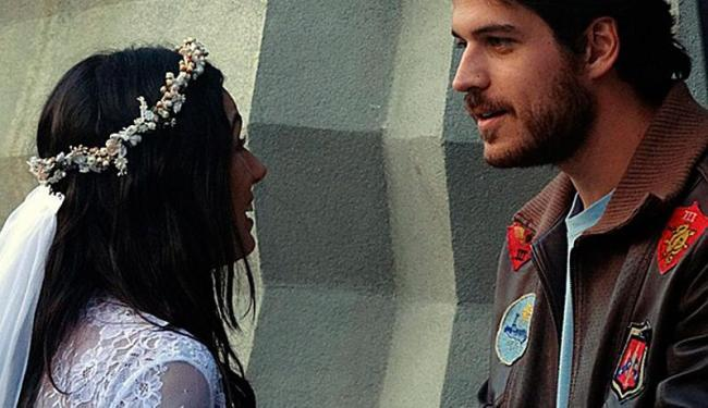 Ísis Valverde vive Sandra, a mocinha da história que se apaixona por Rafael - Foto: Divulgação | TV Globo