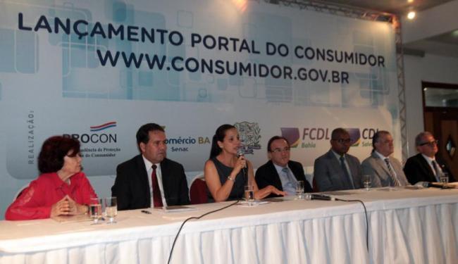 Ação visa ampliar ação do Procon no interior da Bahia - Foto: Camila Souza   GOVBA