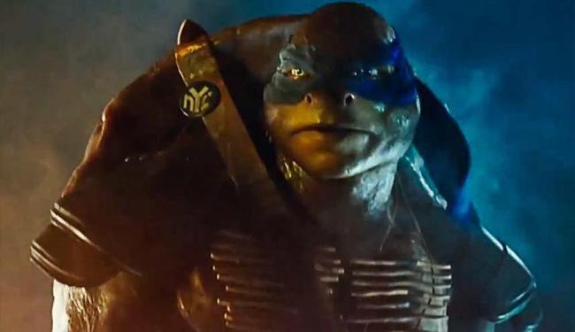 Novo filme das Tartarugas NInja vai ser lançado neste mês - Foto: Divulgação