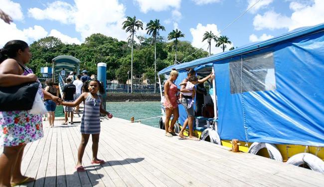 Será edificada na estação uma base da Guarda Municipal para garantir a segurança - Foto: Joá Souza | Ag. A TARDE