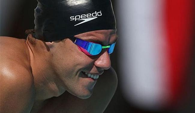 Atleta brasileiro descartou nadar temendo desgaste em outras provas - Foto: Thiago Pereira | Satiro Sodré