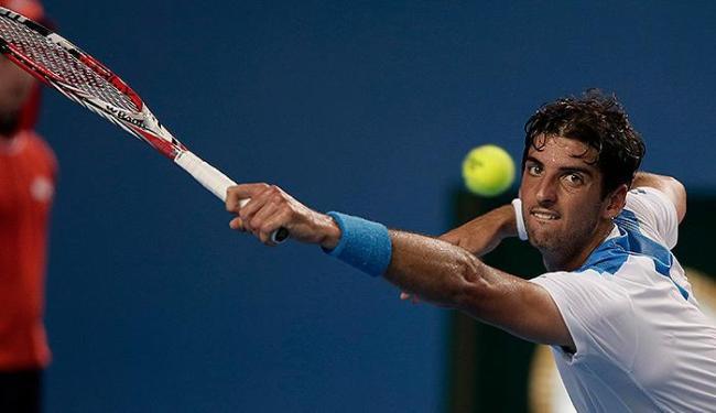 Tenista brasileiro é o atual 92º do ranking mundial - Foto: Rick Rycroft) l AP Photo