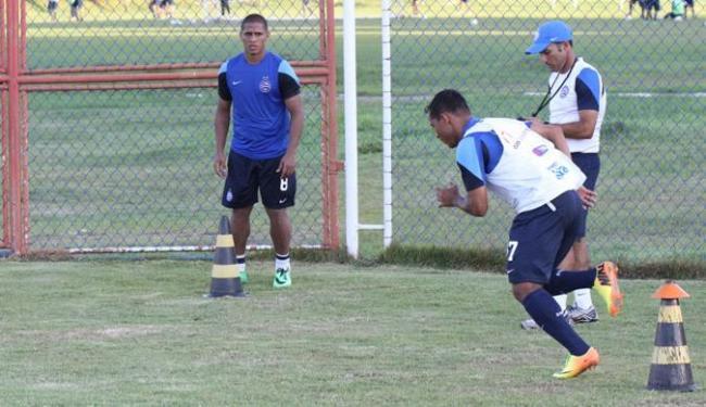 Jogadores realizaram atividades para aperfeiçoamento físico - Foto: Divulgação | E.C.Bahia