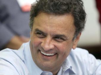 Aécio criticou gestão da segurança pública no governo de Dilma - Foto: George Gianni | Divulgação