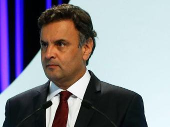 Aécio acredita que ataques ao PT ajudaram na recuperação da sua campanha - Foto: Agência Reuters
