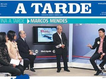 Jornal é o mais lembrado da Bahia, segundo estudo feito pela Associação Brasileira de Anunciantes - Foto: Ag. A TARDE