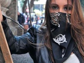Carla Diaz vestida como a personagem da série da Rede Record - Foto: Foto: Divulgação/Record