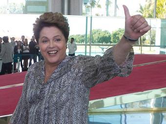 Os dez maiores doadores apostaram na reeleição de Dilma - Foto: Ed Ferreira l Estadão Conteúdo