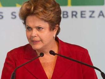Sem citar nomes, Dilma criticou a presidenciável Marina Silva - Foto: Estadão Conteúdo